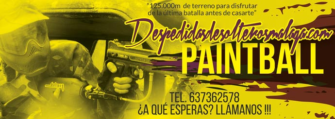 paintball despedidas de soltero malaga