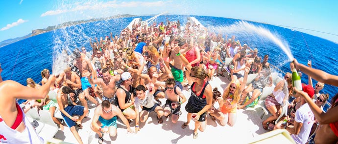 boat party marbella