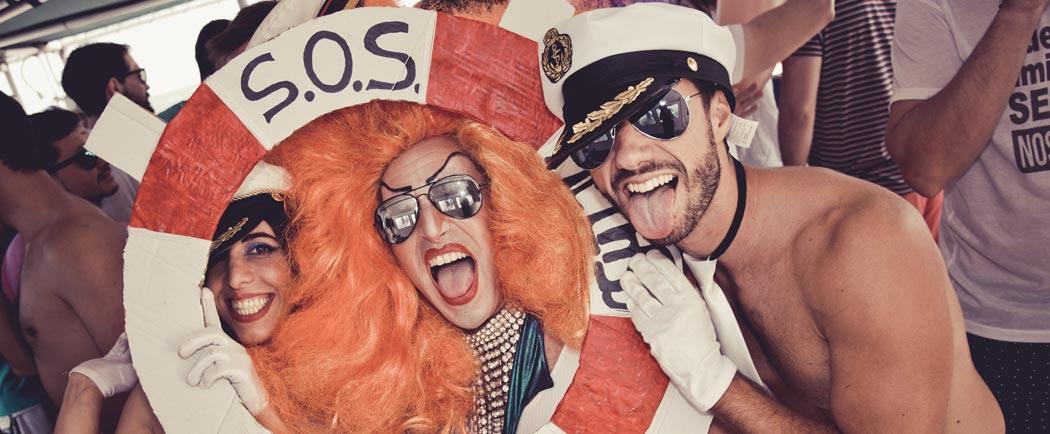 boat party malaga & marbella