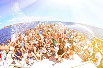 boat party benalmadena