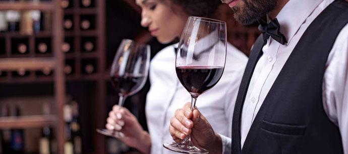 cata de vinos Málaga