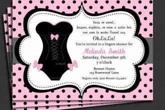 Diseña las invitaciones para tu despedida de soltera ¡gratis!