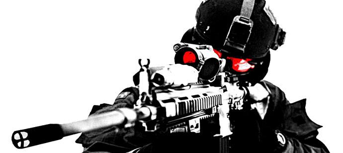 escuela de francotiradores en Malaga