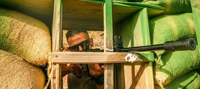 escuela de francotiradores malaga