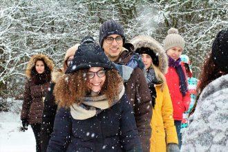 ¿Quieres celebrar tu despedida de soltero en invierno?