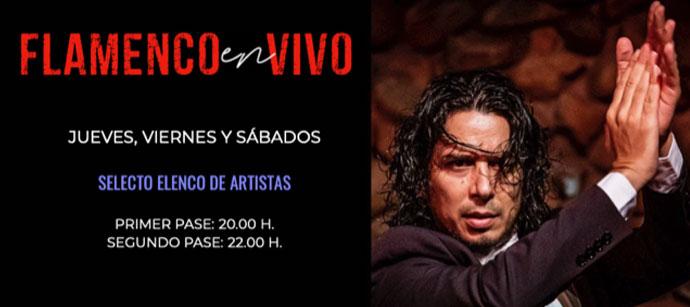 tablao flamenco en Málaga